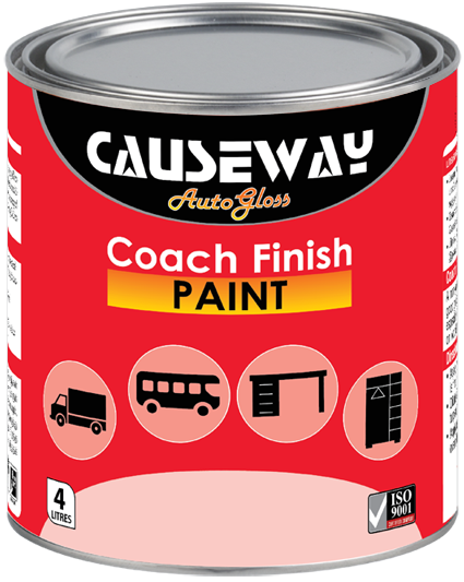 Causeway Auto Gloss Coach Finish Varnish Image