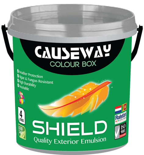 Causeway Colourbox Shield Image