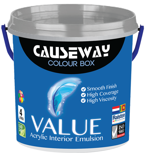 Causeway Colourbox Value Image