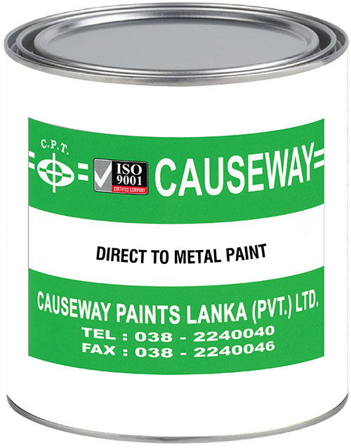 Causeway Direct To Metal Paint Image