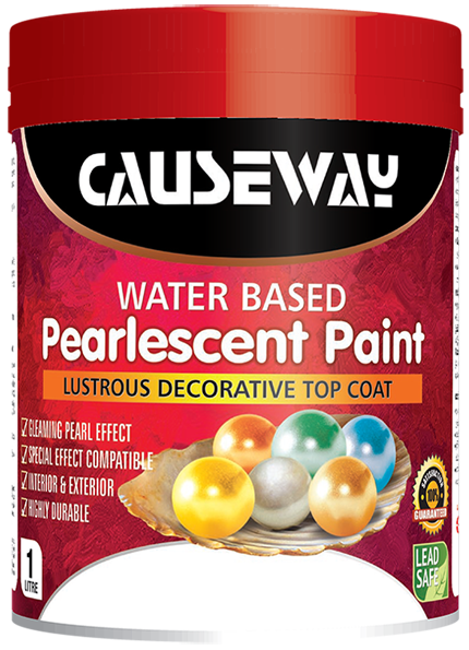 Causeway Pearlescent Paint (Water Based) Image