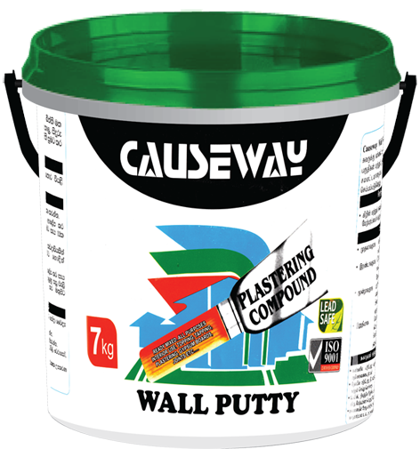 Causeway Plastering Compound Wall Putty Image