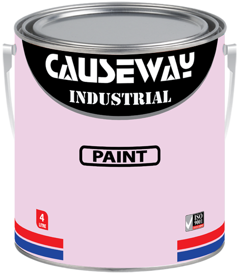 Causeway Quick Drying Industrial Paint -Gloss Matt Image