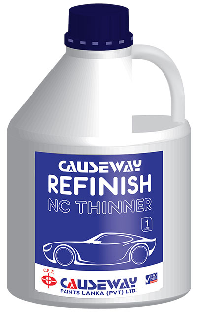 Causeway Refinish NC Thinner Blue Image