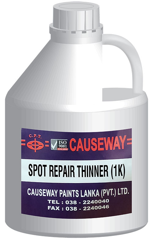 Causeway Spot Repair Thinner (1K 2K) Image