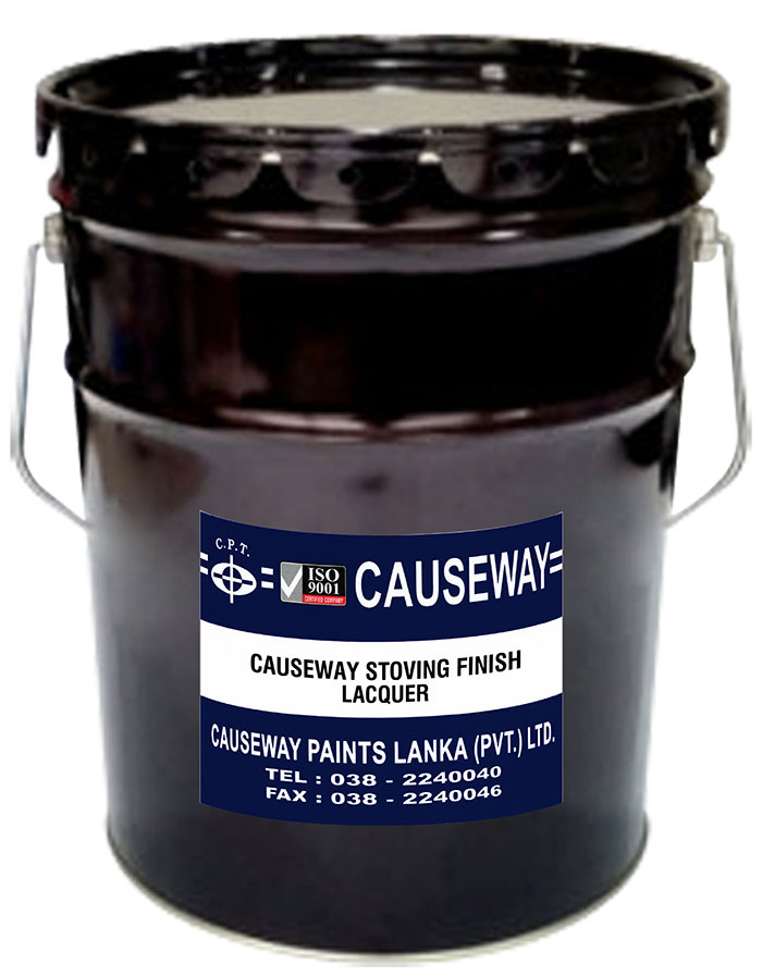 Causeway Stoving Finish Lacquer Image
