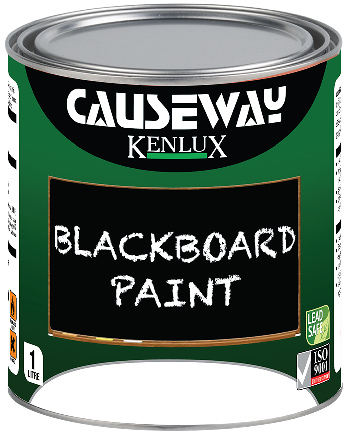 Kenlux Black Board Paint Image